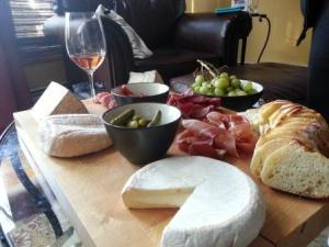 Mother's Day Cheese Board